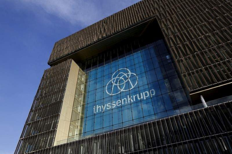Europe's second-biggest steel firm forged from Thyssenkrupp and Tata merger