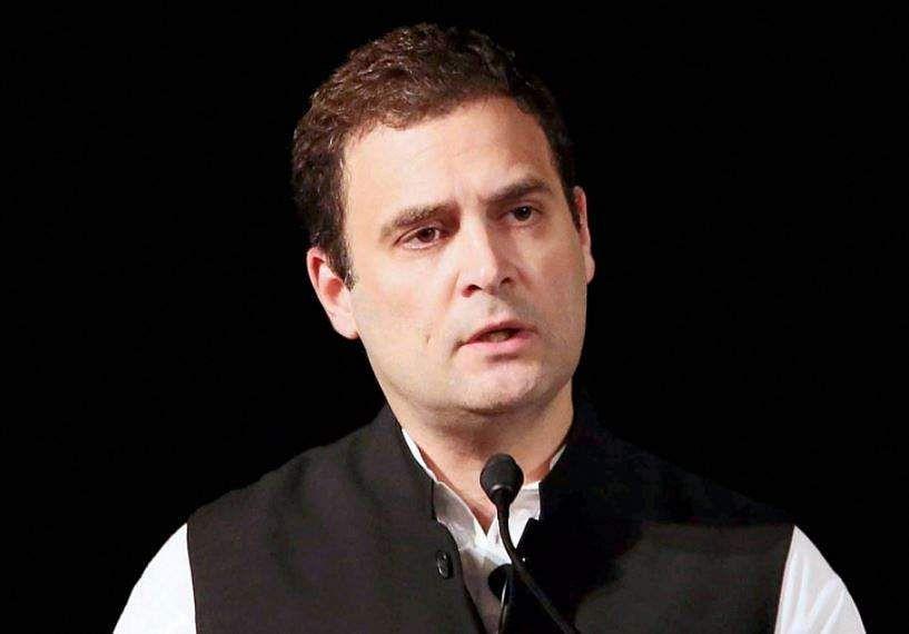 Anger building up against Modi government: Rahul Gandhi