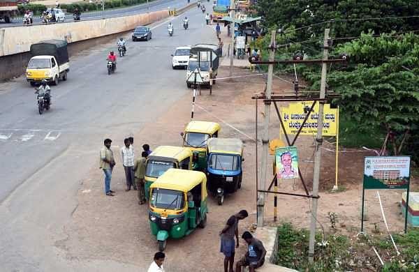 The spot where the youth was killed at Chikabidarakallu. (EPS |  Vinod Kumar T)