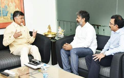 Baahubali director set to give Telugu culture tweak to Amaravati designs