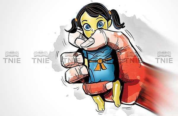 Now, 9-year-old girl molested inside school's toilet