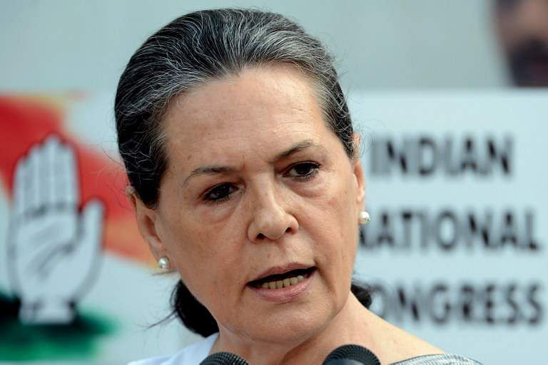 Image result for Sonia's attack at govt among 'greatest hypocrisies': BJP