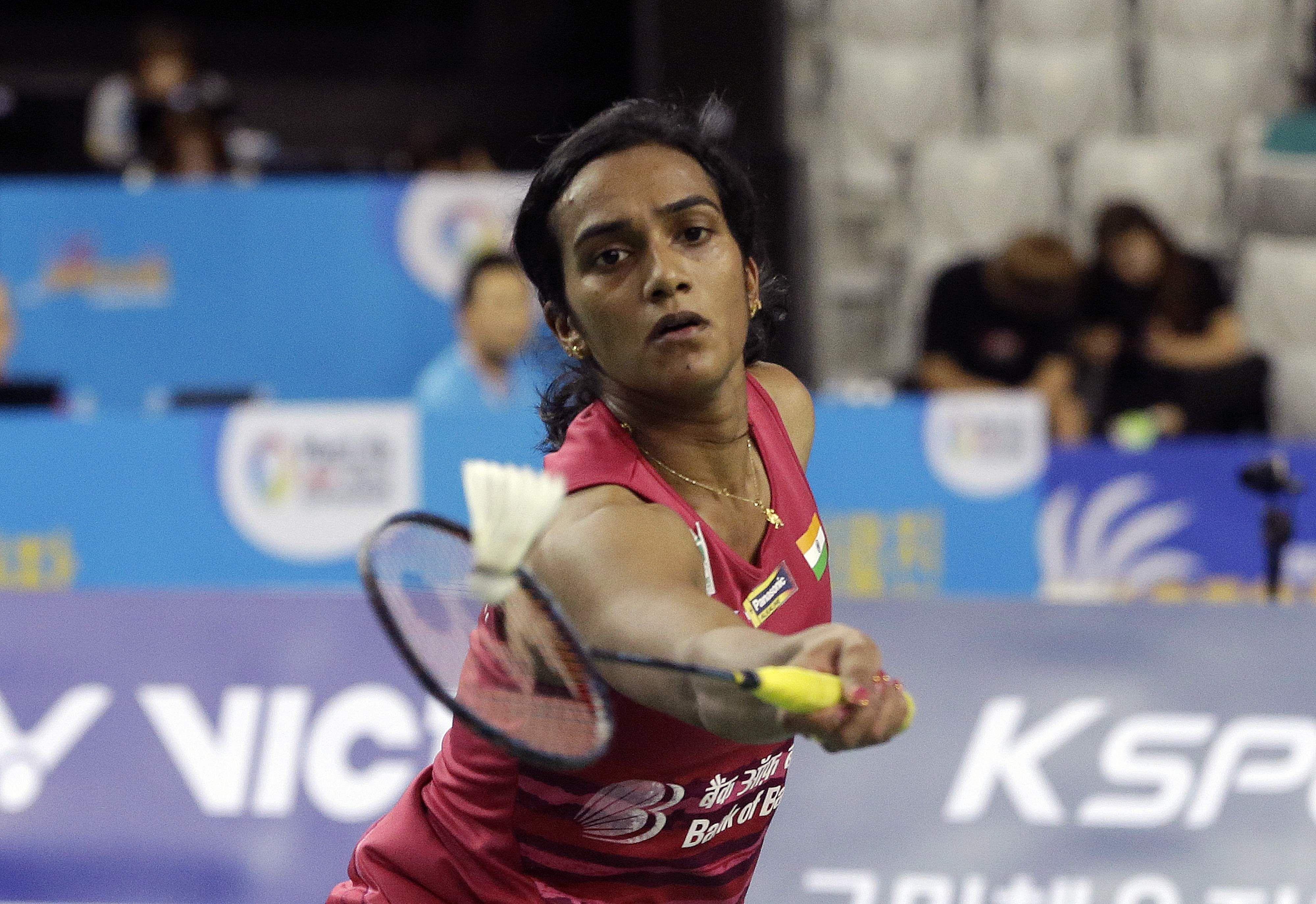 Japan Open Super Series Sindhu loses to Nozomi Okuhara Srikanth