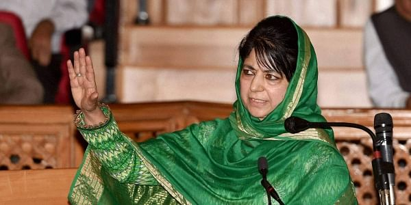 Image result for pics of mehbooba mufti