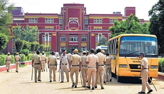 Ryan school murder case: CBI team reaches school, starts probe