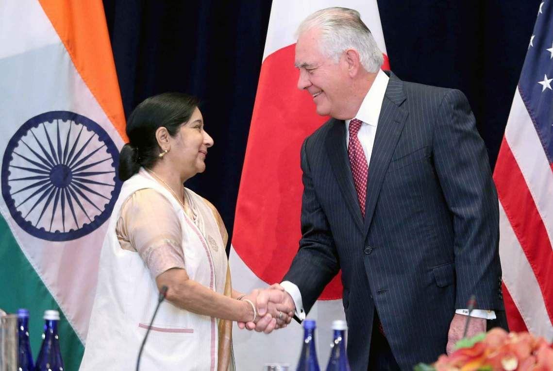 Pak FM, Sushma Swaraj unlikely to meet in NY