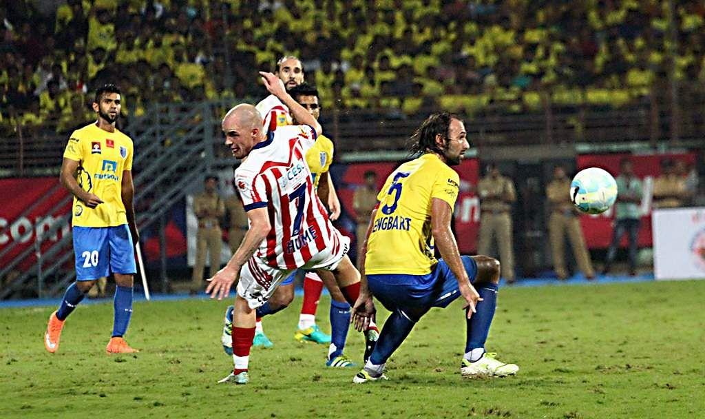 Defending champions ATK play runner-up Kerala Blasters in ISL 2017 opener