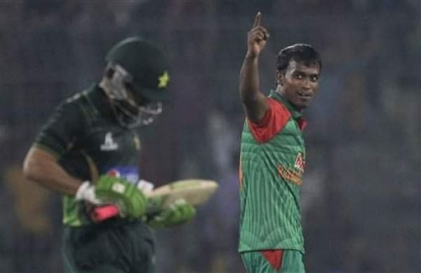 Pacer Rubel Hossian replaces injured Mohammad Saifuddinin Bangladesh World Cup squad
