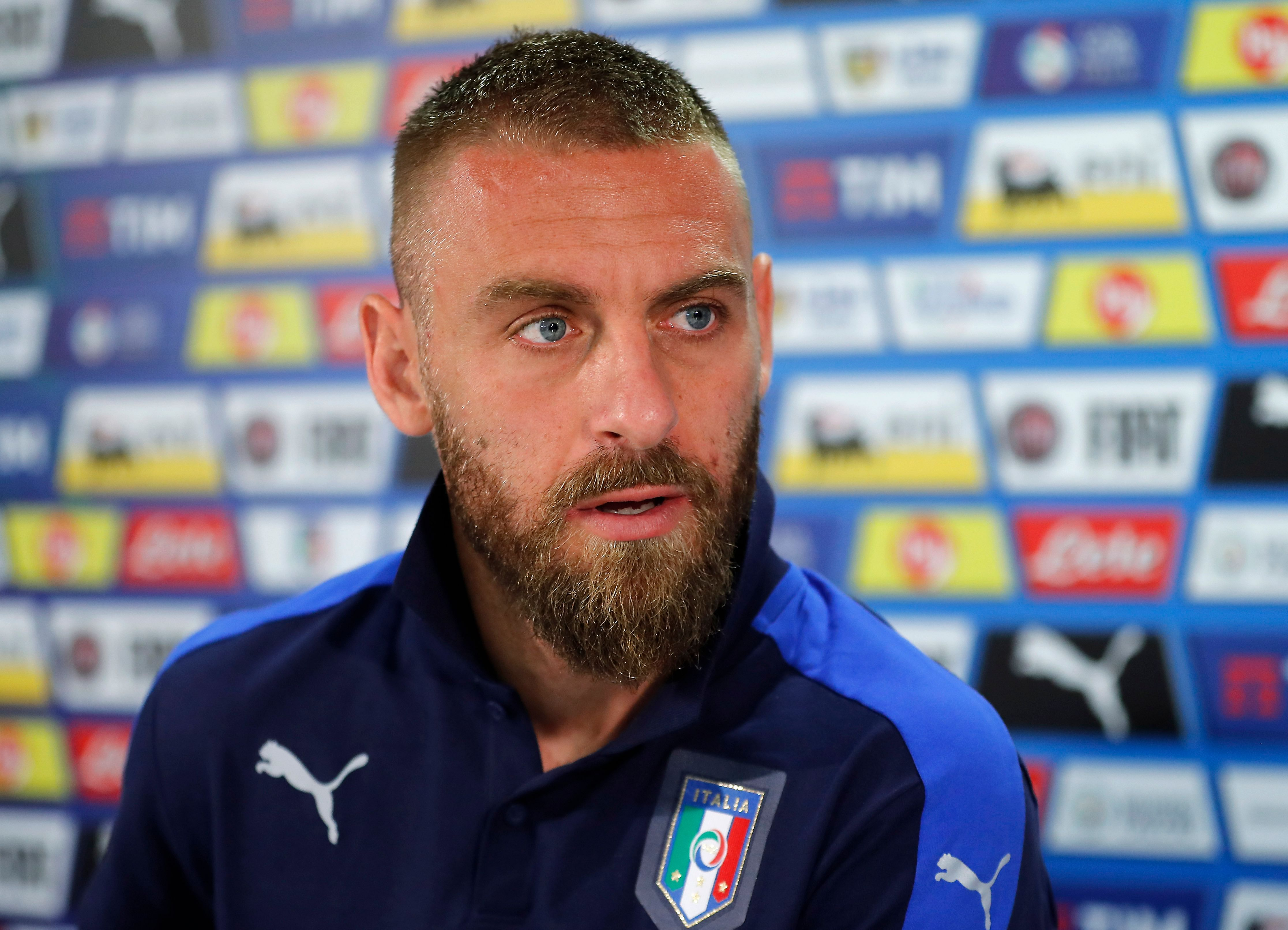 Sweden less scary without Zlatan Ibrahimovic Daniele De Rossi