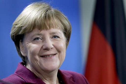 German election: Angela Merkel wins fourth term