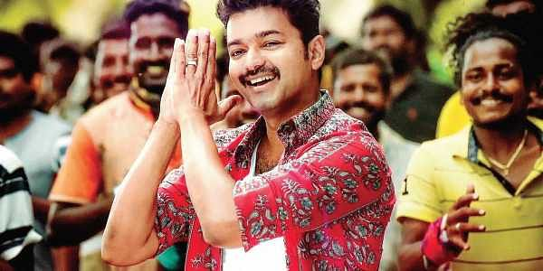 Vijay makes this entertainer seem terrific- The New Indian