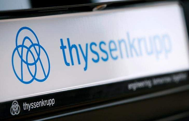 ThyssenKrupp orders at five-yr high on elevators, components