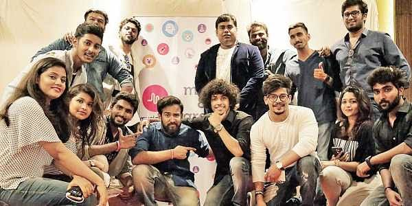 Musical these kids have a lot of fun the new indian express at the meet and greet session held recently m4hsunfo