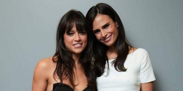 Jordana Brewster, Michelle Rodriguez