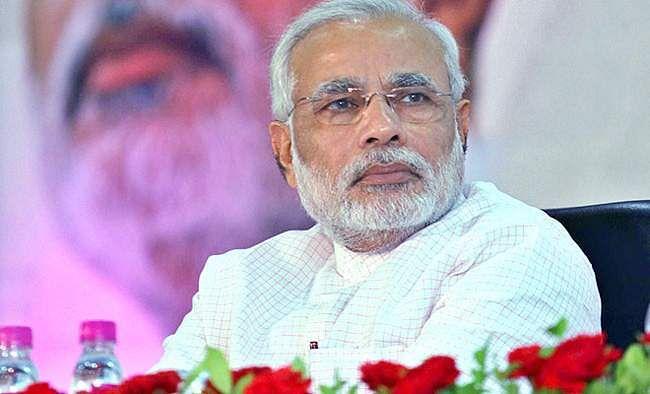 Narendra Modi hits out at critics at ICSI golden jubilee address