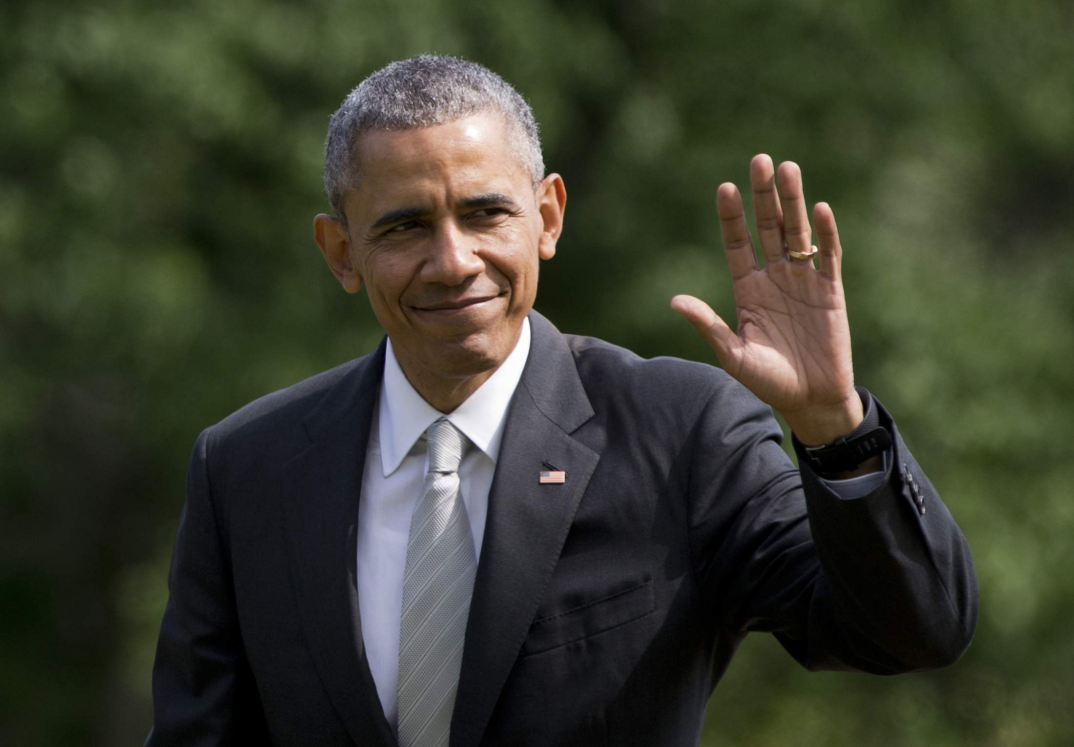 how to meet former president obama