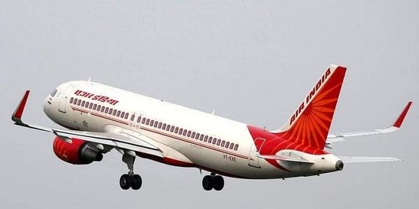 An Air India aircraft takes off from the Sardar Vallabhbhai Patel International Airport in Ahmedabad. (File | Reuters)