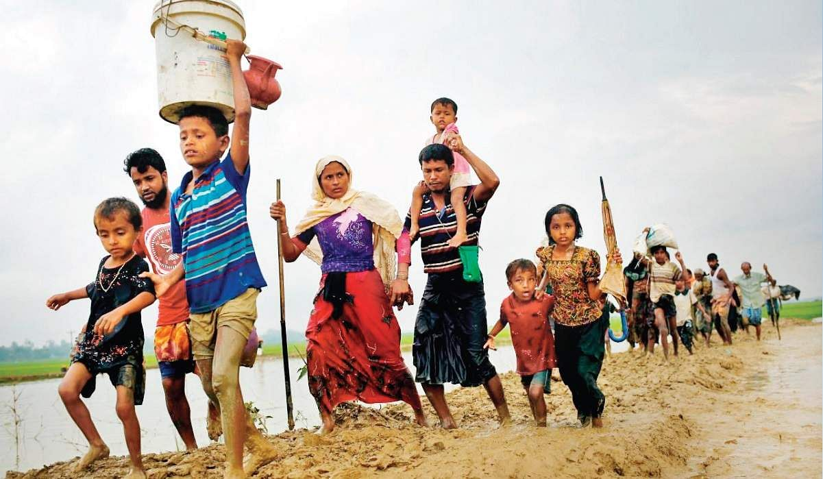 Bangladesh to move 15000 Rohingya from tribal district