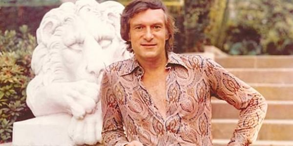 'Playboy' founder Hugh Hefner in his heyday.|IANS