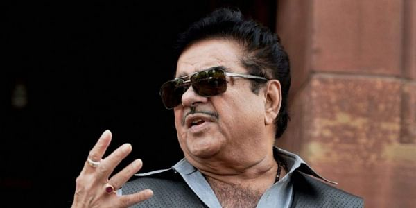 BJP leader and actor Shatrughan Sinha said Yashwant Sinha was a true statesman and had shown the government the mirror. (File | PTI)