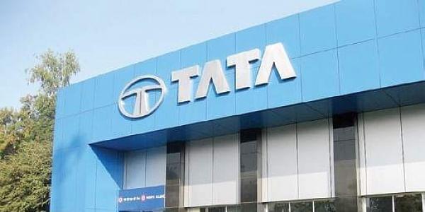 Tata Motors-File Image