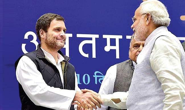 Tussle over Rahul's Amethi visit; First denied than allowed by Yogi govt