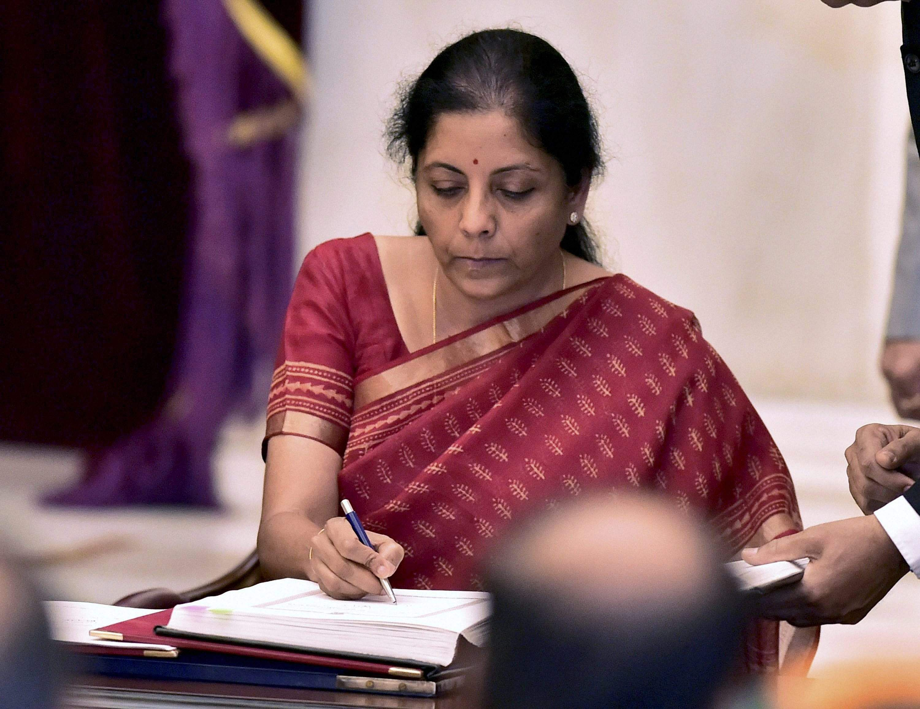 Sitharaman new Defence Minister, Piyush gets Railways