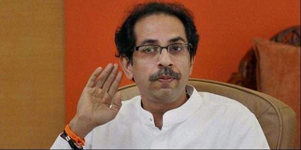 Shiv Sena chief Uddhav Thackeray (File | PTI)