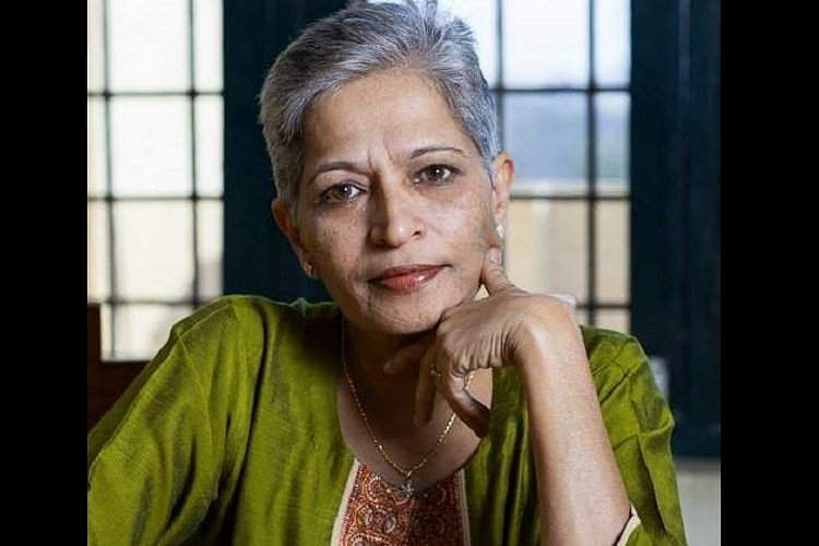 Journalist Gauri Lankesh Murder