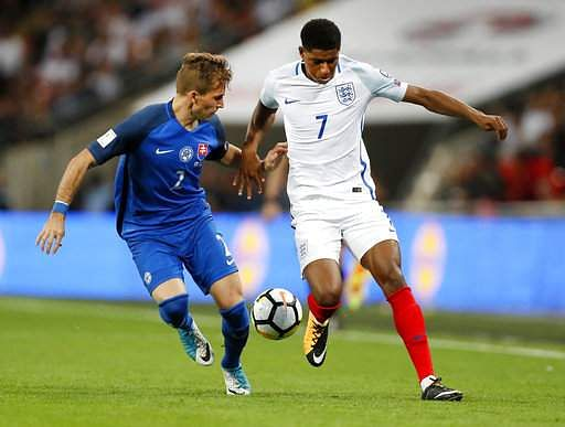 Marcus Rashford's temperament is his biggest quality, insists Phil Neville