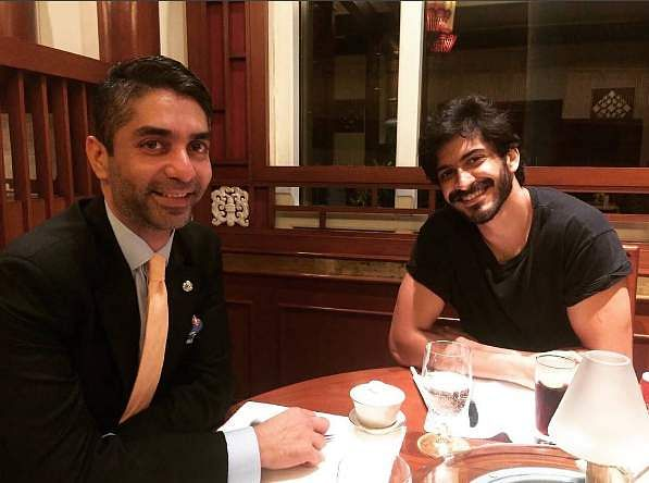 Harshvardhan Will Portray Abhinav Bindra In His Next