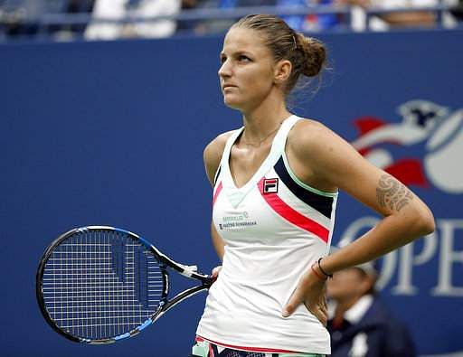 Top seed Pliskova knocked out of US Open