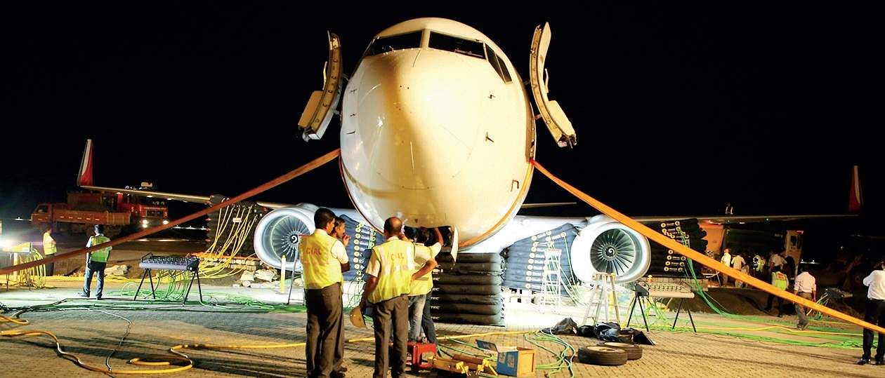 Two Member Dgca Team Reaches Airport Begins Probe The New Indian Express