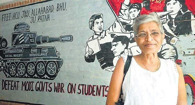 Never said RSS-BJP behind Gauri Lankesh's murder: Congress