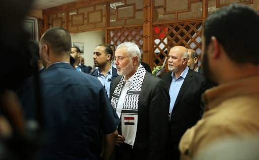 United States sanctions Hamas chief; lists him on terror list