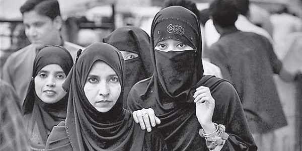 Triple talaq, muslim, women, burkha, burqa,