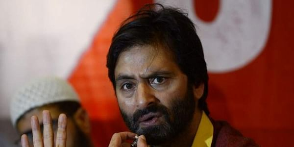 Yasin Malik detained in Srinagar