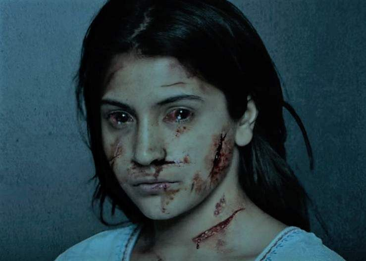 Anushka Sharma's transformation in 'Pari's teaser is stuff nightmares are made of