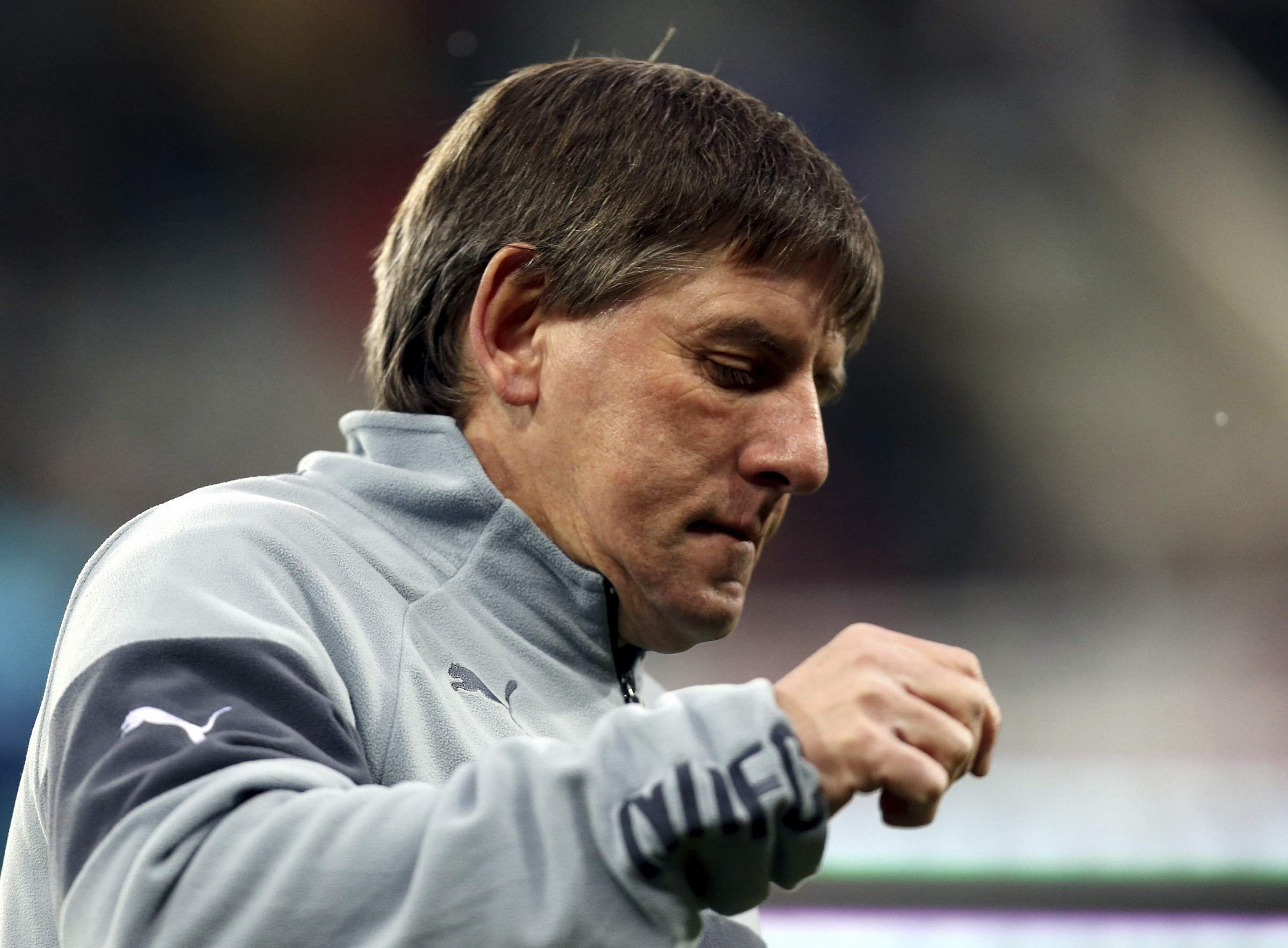 Peter Beardsley takes leave of absence amid bullying, racism claims