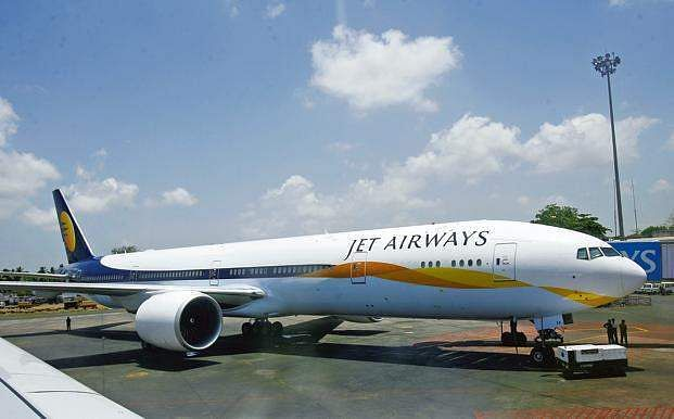 Jet Airways sacks its commanders indulged in slapping midair