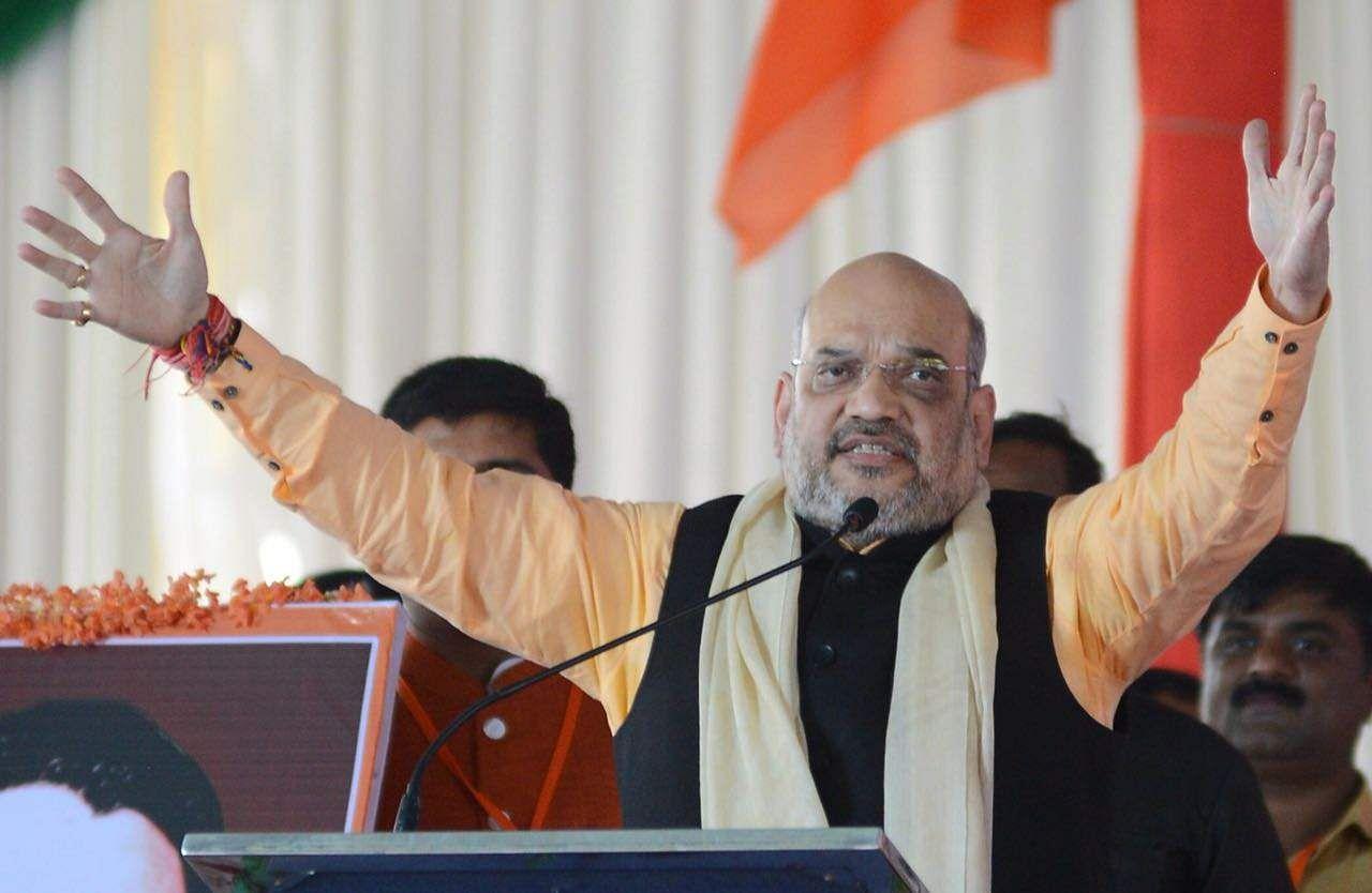 Karnataka CM Siddaramaiah pursuing anti-Hindu policy, says Amit Shah