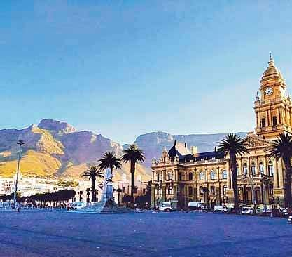 Dam project sped up to tackle Cape Town water crisis