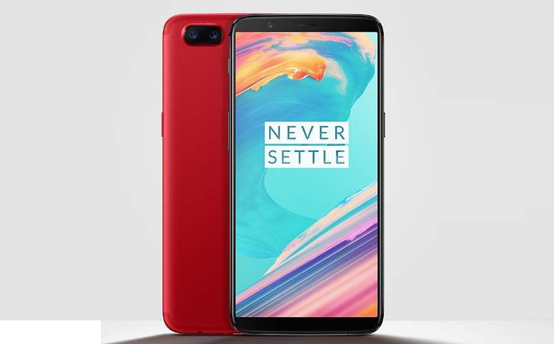 OnePlus 5T in Lava Red launched in India