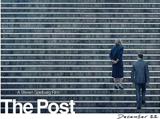 Critics Laud The Post As 2018's Best Movie!