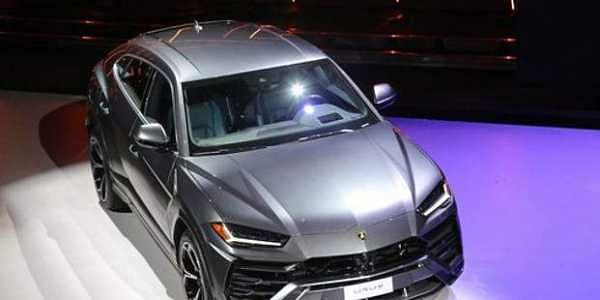 Urus is built on the Volkswagen Group's MLB EVO platform. | AP