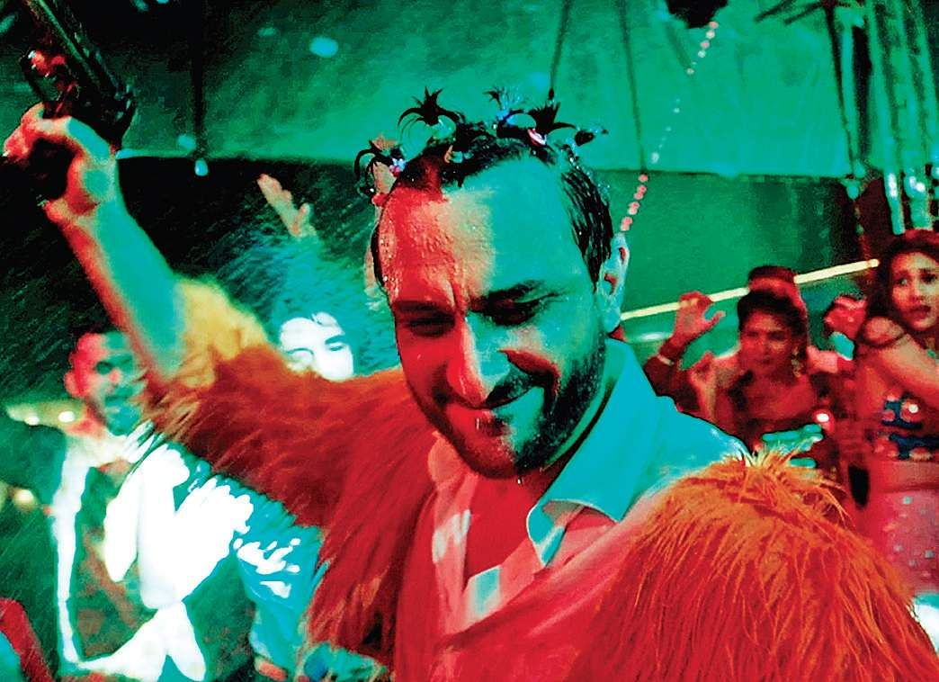 Saif Ali Khan's 'Kaalakaandi' gets a slow start at Box-Office