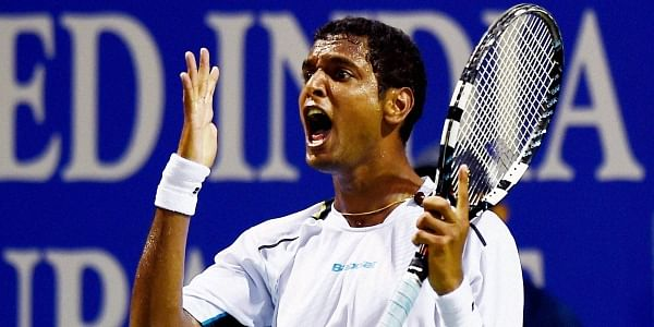 Ramanathan earned 48 points from the tournament, resultantly jumping 16 places up the ladder.