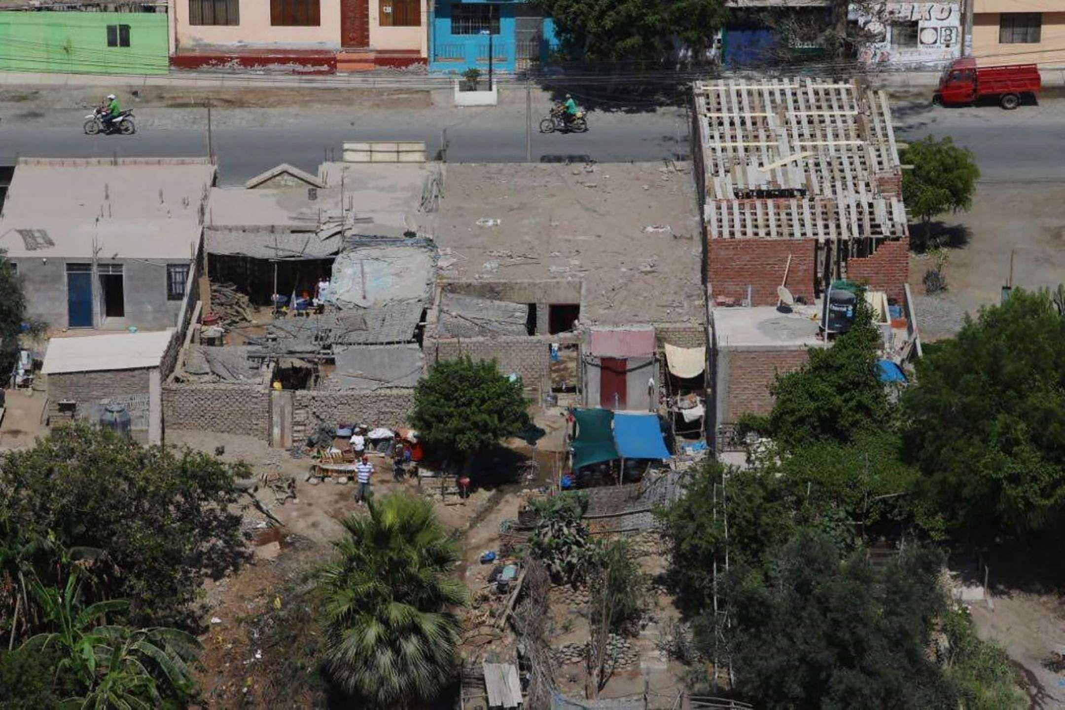 1 dead, 57 hurt in Peruvian quake