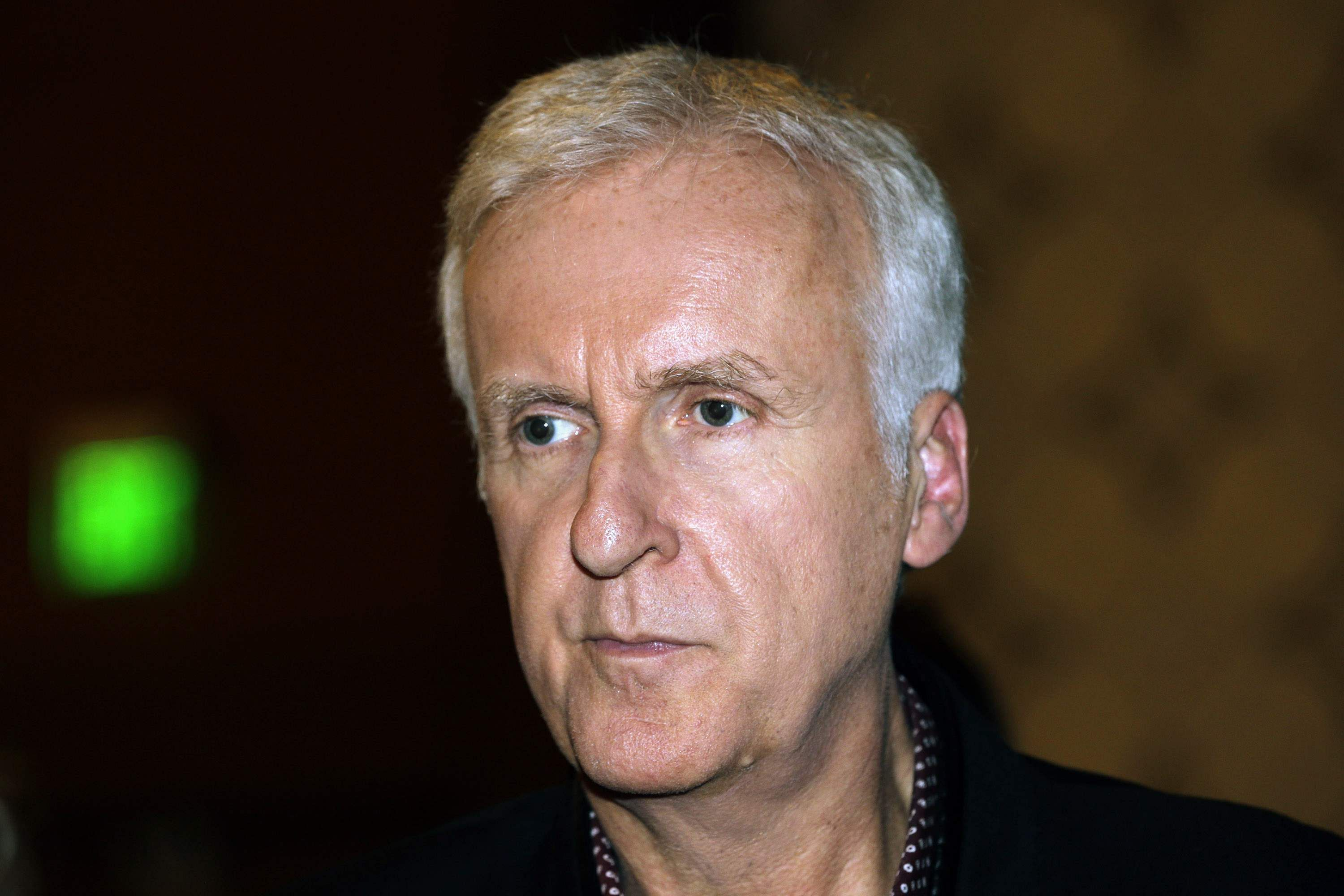 James Cameron | AP