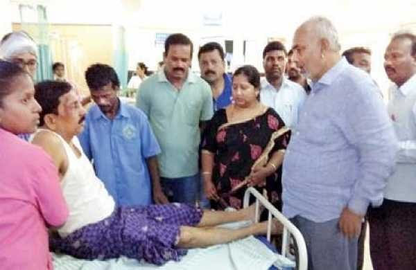 Survivors of Hassan bus accident recall the horror- The New Indian